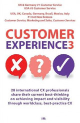 Omslag - Customer Experience 3