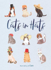 Cats in Hats av Jo Clark (Innbundet)
