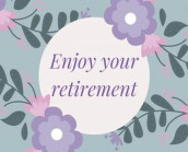 Happy Retirement Guest Book (Hardcover) av Lulu and Bell (Innbundet)