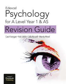 Edexcel Psychology for A Level Year 1 & AS: Revision Guide av Cara Flanagan, Rob Liddle, Julia Russell og Mandy Wood (Heftet)