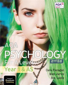 AQA Psychology for A Level Year 1 & AS Student Book: 2nd Edition av Cara Flanagan, Matt Jarvis og Rob Liddle (Heftet)