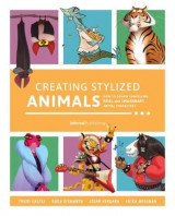 Omslag - Creating Stylized Animals