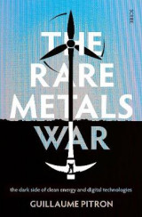 Omslag - The Rare Metals War