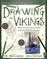 Omslag - Drawing the vikings