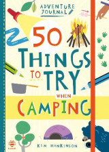 Omslag - 50 Things to Try when Camping