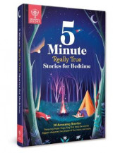 Omslag - 5-Minute Really True Stories for Bedtime