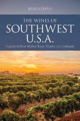 Omslag - The wines of Southwest U.S.A.