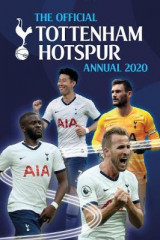 Omslag - The Official Tottenham Hotspur Annual 2020