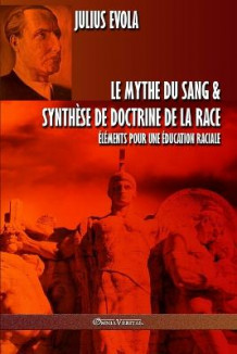 Le mythe du sang & Synthese de doctrine de la race av Julius Evola (Heftet)