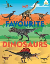 Omslag - My Favourite Dinosaurs