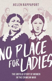 No Place for Ladies av Helen Rappaport (Heftet)