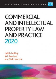 Commercial and Intellectual Property Law and Practice 2020 av Bamford, Embley og Hancock (Heftet)