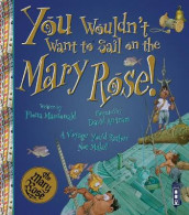 You Wouldn't Want To Sail on the Mary Rose! av Fiona Macdonald (Heftet)