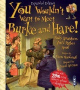 Omslag - You Wouldn't Want To Meet Burke and Hare!