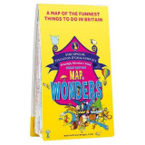 Omslag - ST&G's Amazingly Adventure-Filled Great British Map of Wonders