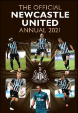 Omslag - The Official Newcastle United FC Annual 2021