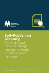 Omslag - Self-Publishing Glossary