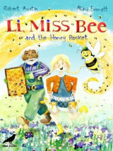 Omslag - Li, Miss Bee and the Honey Rocket