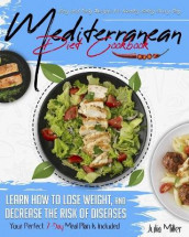 Mediterranean Diet Cookbook av Julia Miller (Heftet)