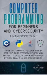Omslag - Computer Programming for Beginners and Cybersecurity