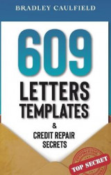 Omslag - 609 Letter Templates & Credit Repair Secrets