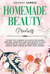 Omslag - Homemade Beauty Products