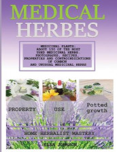 Medical Herb Book av Elsa Johnson (Heftet)