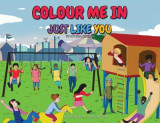 Omslag - Colour Me In Just Like You