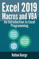 Omslag - Excel 2019 Macros and VBA