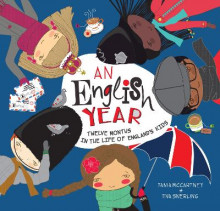 An English Year av Tania McCartney (Innbundet)