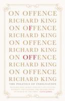 On Offence av Richard King (Heftet)