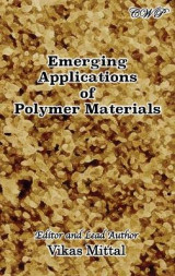 Omslag - Emerging Applications of Polymer Materials