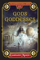Omslag - Gods and Goddesses, the Supernatural Series, Book Three