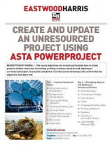 Omslag - Create and Update an Unresourced Project Using Asta Powerproject