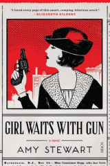 Omslag - Girl Waits With Gun