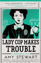Omslag - Lady Cop Makes Trouble