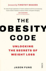 Omslag - The Obesity Code