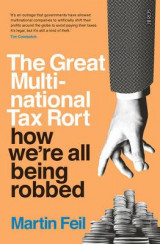 Omslag - The Great Multinational Tax Rort