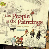 Omslag - The People in the Paintings