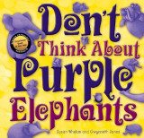 Omslag - Don't Think About Purple Elephants