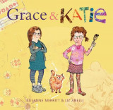 Omslag - Grace and Katie
