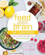 Omslag - Feed Your Brain: The Cookbook