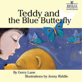 Omslag - Teddy and the Blue Butterfly