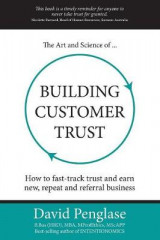 Omslag - The Art and Science of Building Customer Trust