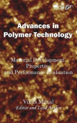 Omslag - Advances in Polymer Technology