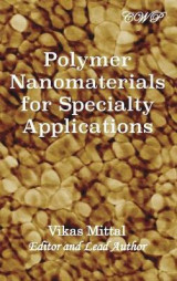 Omslag - Polymer Nanomaterials for Specialty Applications