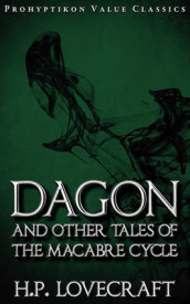 Dagon and Other Tales of the Macabre Cycle av H. P. Lovecraft (Heftet)