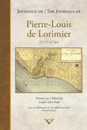 Journals of Pierre-louis De Lorimier 1777 - 1795 av Linda Clark Nash (Heftet)
