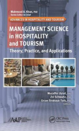 Omslag - Management Science in Hospitality and Tourism