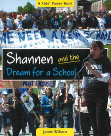 Shannen & the Dream for a School av Janet Wilson (Heftet)